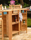 Colton Teak Patio Furniture